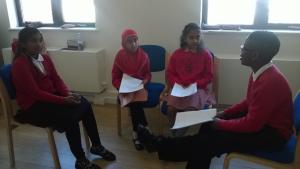 Peer Mediation Training